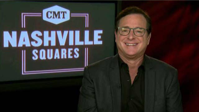 Bob Saget: CMT's 'Nashville Squares' is for families
