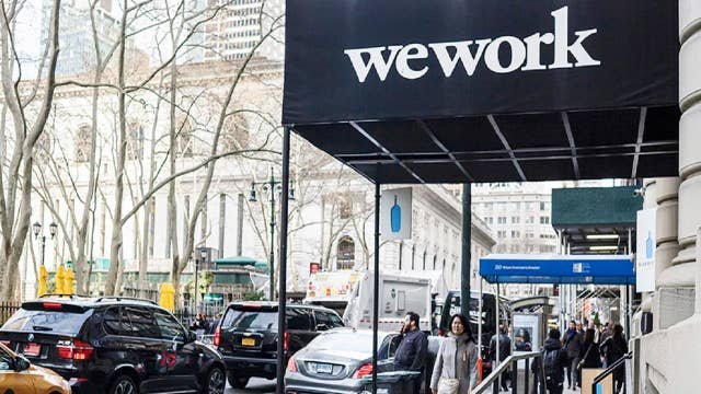 Report: Wall Street investment banks including JP Morgan looking to salvage WeWork