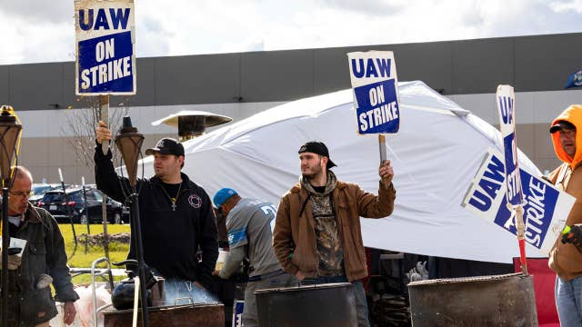 Will GM-UAW's deal inspire other unions to strike?