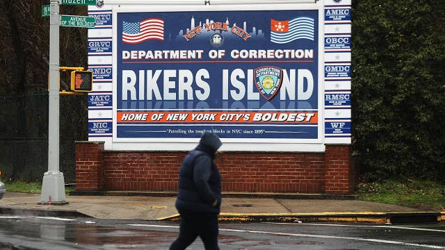 Rikers shutdown will release a 'substantial number' of inmates into the city: Ex-police commissioner