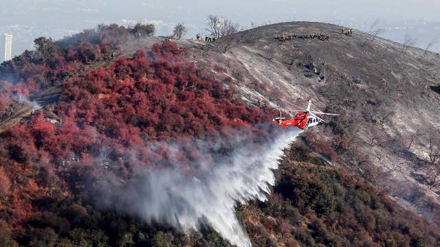 California wildfires: PG&E cuts power to nearly 2 million Northern California homes