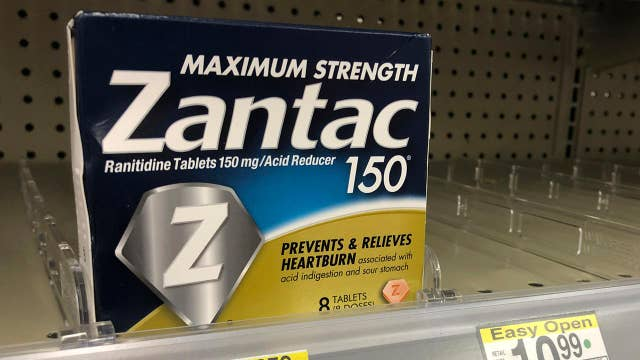 Walmart joins other retailers in removing the antacid Zantac from stores, ATM fees reach record high