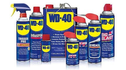 WD-40 sales growing at double-digit rates globally: Company's CEO