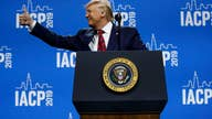 Trump asks American police chiefs about their 401(k) growth