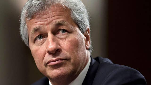 Jamie Dimon: US consumer remains healthy with growth in wages, spending