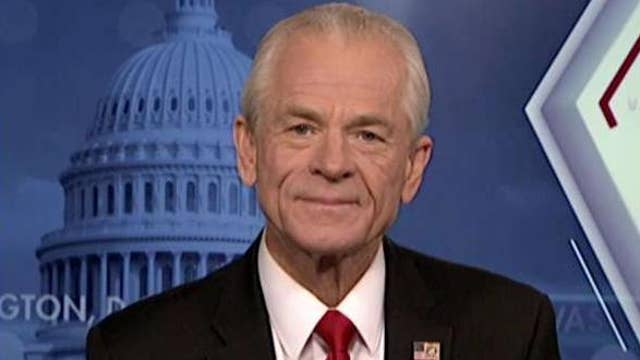USMCA has to come to the floor by the end of the month: Navarro