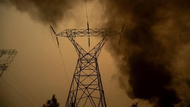 PG&E facing sanctions after California blackouts