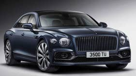207 mph in style: The new Bentley Flying Spur