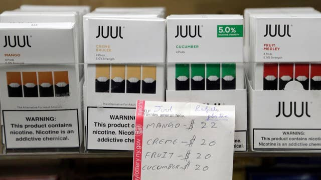Have more people's lives been saved by Juul than harmed?