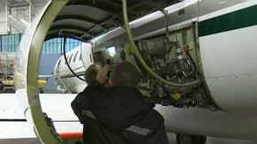 Aircraft industry growth could be slowed by a shortage of trained mechanics