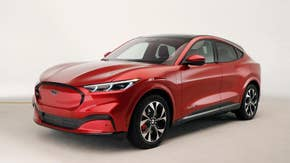 Ford betting on Mustang Mach-E, an electric SUV, to drive future