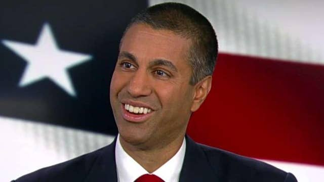 FCC chairman on vote to bar Huawei, ZTE: 'This is about the security of the country'