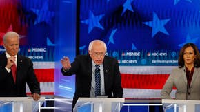 Are Democratic debates avoiding big issues like middle-class taxes and job numbers?