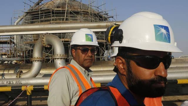 Iran oil discovery may be an attempt to 'sabotage' Saudi Aramco IPO: Oil analyst