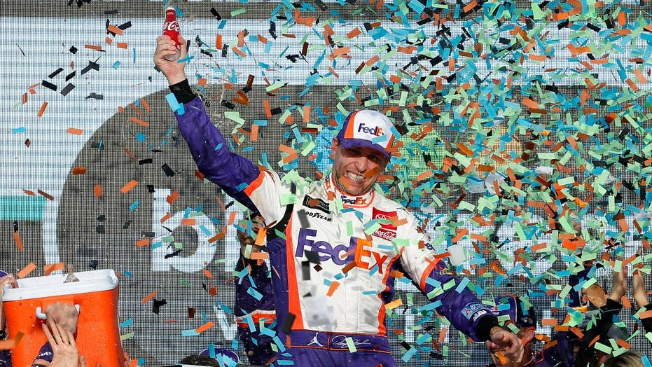 NASCAR finalists get into the nitty gritty of racing cup