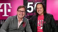 T-Mobile CEO John Legere announces his exit