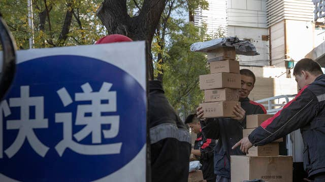 Record sales for Alibaba's Singles' Day