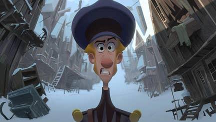 Netflix answers Disney Plus' call with original, animated Christmas film