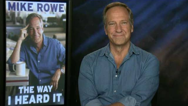 'Dirty Jobs' star Mike Rowe says America's workforce is 'disconnected'