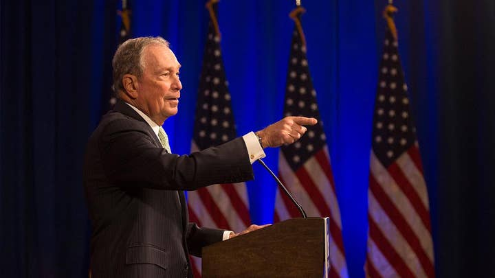 Will Bloomberg's political advertisements pay off?