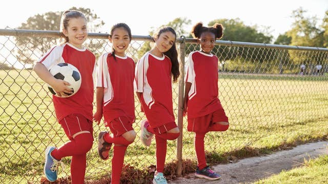 Concussions in girls soccer are alarming, study finds