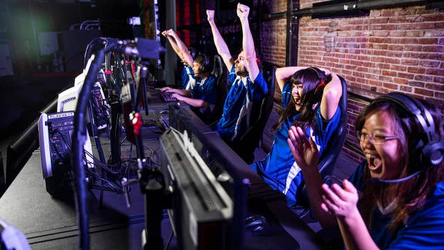 How professional gaming became a real career option