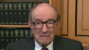 Greenspan: Tariffs have been a significant deterrent to economic activity