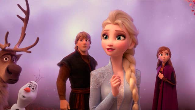 'Frozen 2' merchandise hitting stores