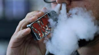 E-cigarette use increases risk of chronic lung disease, study claims