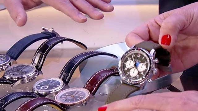 Breitling, Crown & Caliber partner for 'very valuable' trade-in program