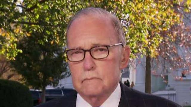 Kudlow: Agriculture chapter of phase on trade deal is virtually completed