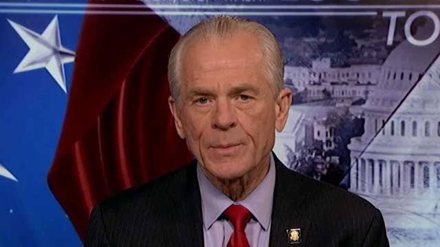 Peter Navarro: Trump has 'forever changed' the narrative about China