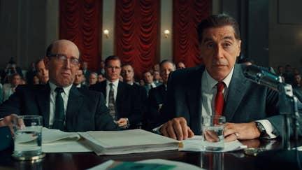 'The Irishman' starring Al Pacino, Robert De Niro is a 'masterpiece': Film critic