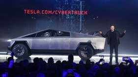 Elon Musk's Cybertruck smashed in botched unveiling ceremony