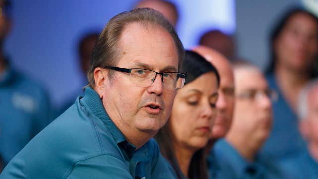 UAW president resigns: Report