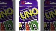 Mattel gets ride of blue and red cards in UNO deck