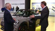 First all-electric Mini Cooper debuts at Los Angeles Auto Show