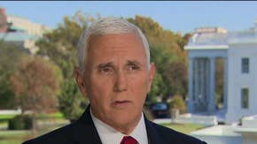 Pence on American family killed in Mexico: 'Our hearts grieve'