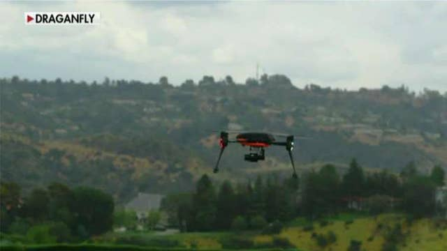 Drone industry expanding from military to retail