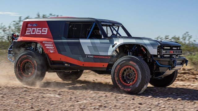 Ford is off to the races with 2021 Bronco