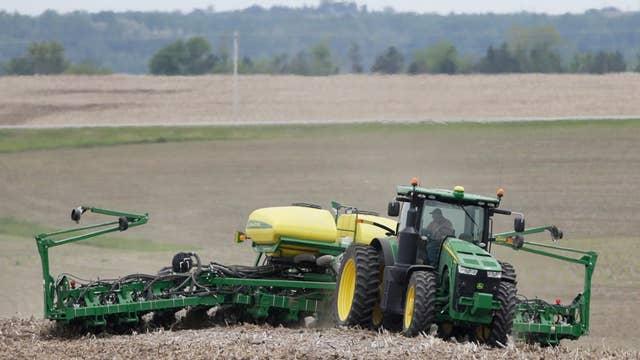 Farmers 'want trade and not aid,' Farm Bureau chief economist says