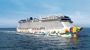 $1.1 billion Norwegian cruise in New York City port, 10 more on order: Norwegian CEO