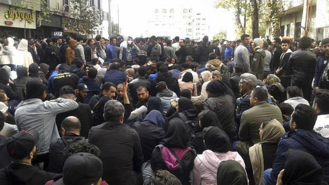 Iran protests intensify as live ammunition is fired into crowds: Report