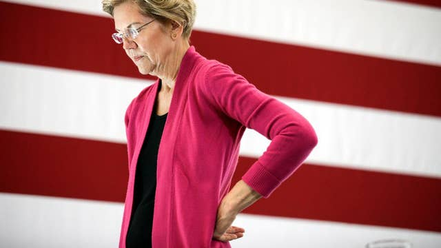 Warren's Medicare-for-all comes with $52T price tag