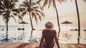 Instagram influencer couple builds island villa with social media money