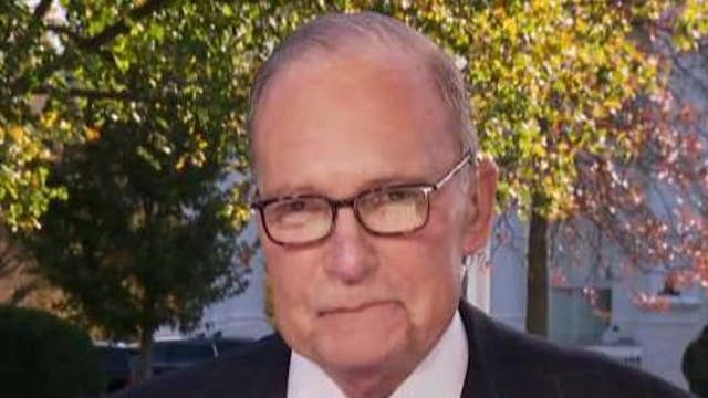 Kudlow: Trump would 'love' another round of tax cuts