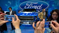 Ford recalls more than 500,000 pickup trucks