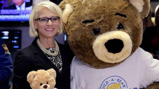 How will Build-A-Bear Workshop adapt to changing shopping trends?