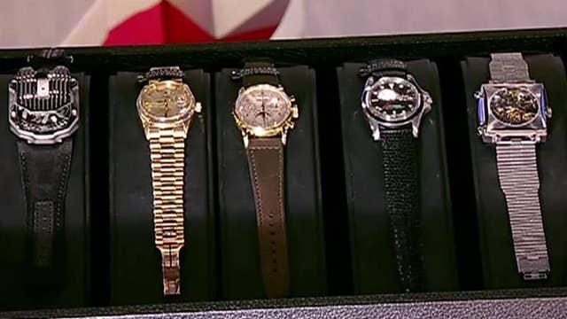 Marlon Brando's 'Apocalypse Now' Rolex could fetch six figures on the auction block