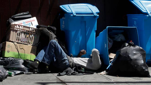 Will San Francisco see more financial losses due to homelessness crisis?